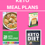 3 Meal Plans I NEEDED For Keto